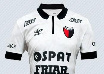 Nueva camiseta suplente de Colon | Foto Umbro