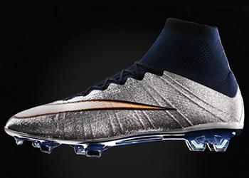 Nuevos botines de CR7 | Foto Nike