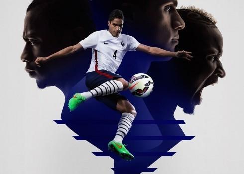 Nueva camiseta suplente de Francia | Foto Nike