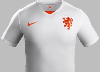 Camiseta suplente de Holanda | Foto Nike