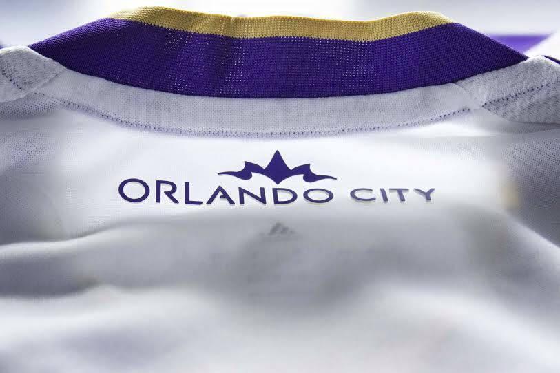 Casaca suplente de Orlando City   Imágenes Web Oficial