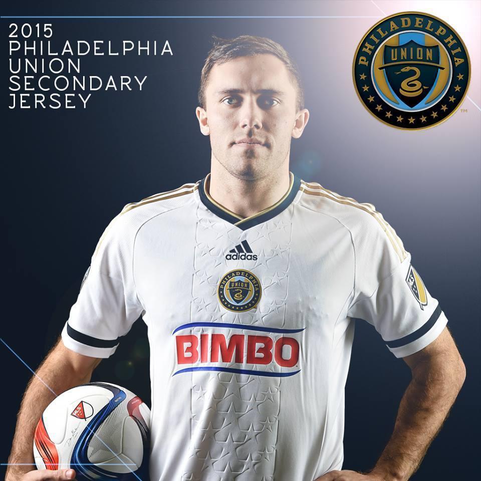 Nueva casaca de Philadelphia Union | Foto Web Oficial