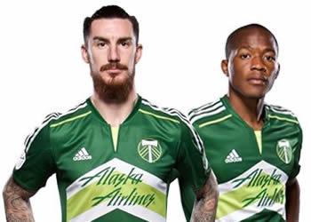 Nueva camiseta de Portland Timbers | Foto Web Oficial