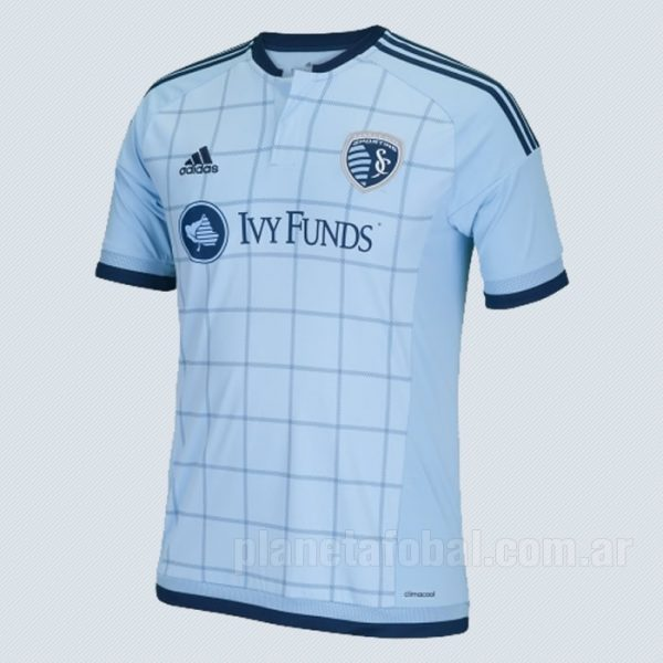 Nueva camista de Kansas City | Imagen Web Oficial