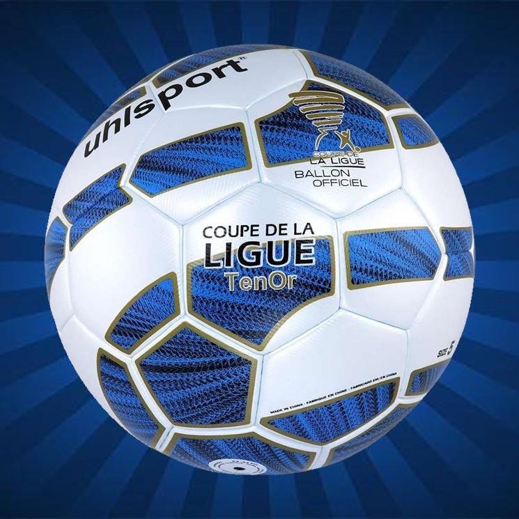 Nuevo balón de la Coupe de la Ligue | Foto Uhlsport
