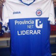 Camiseta Joma de Argentinos   Foto Twitter Oficial