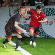 Reus vs Agüero en un nuevo aviso de Puma