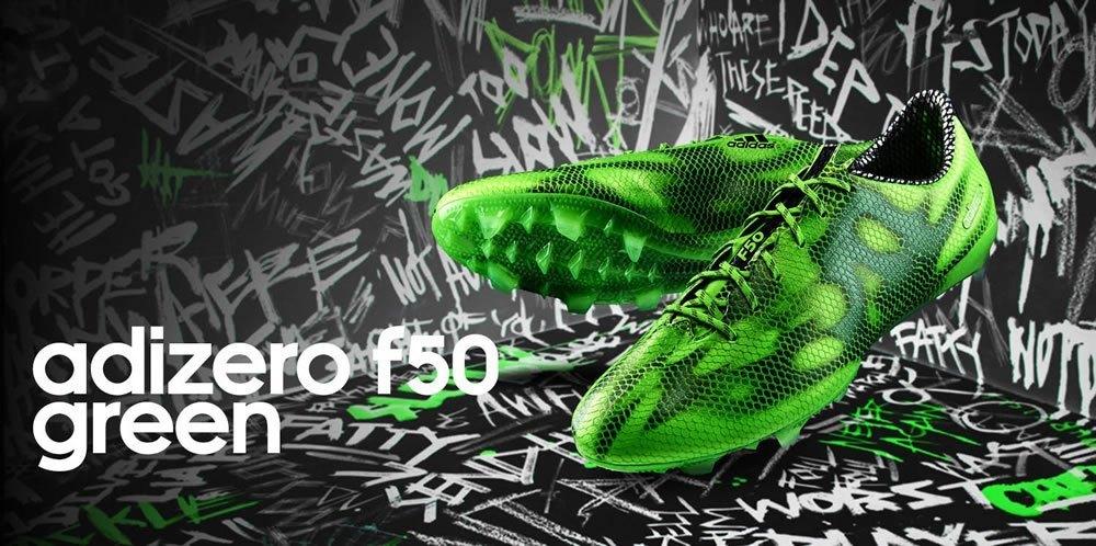Nuevo colorway de los F50 Adizero | Foto Adidas