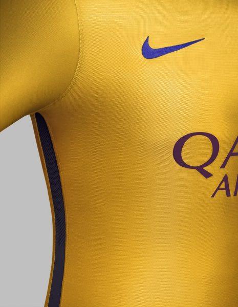 Lateral de la casaca | Foto Nike