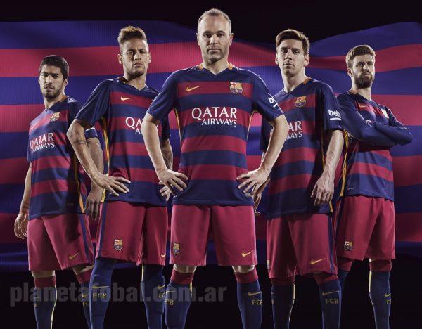 Asi se verán los jugadores | Foto Nike