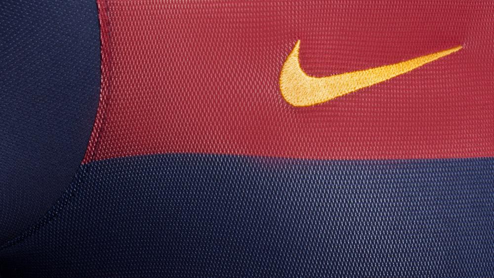 Nueva camiseta del Barcelona | Foto Web Oficial