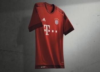 Nueva camiseta del Bayern Munich   Foto Adidas