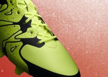 Nuevos botines X15 | Foto Adidas
