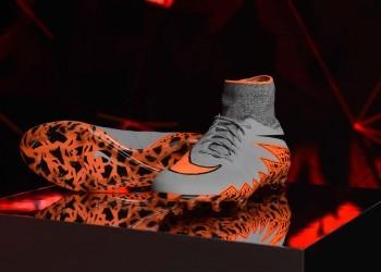 Se conocieron los nuevos botines Hypervenom II | Foto Nike