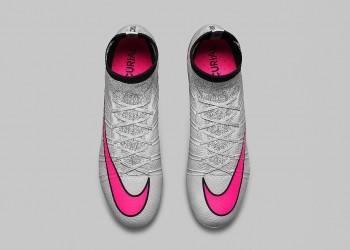 "Botines Mercurial Superfly del pack ""Silver Storm"" | Foto Nike"