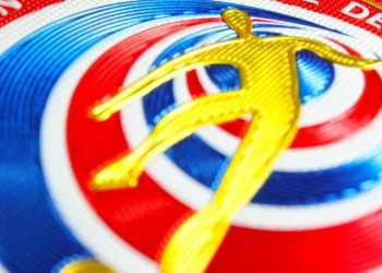 Camiseta titular de Costa Rica | Foto New Balance