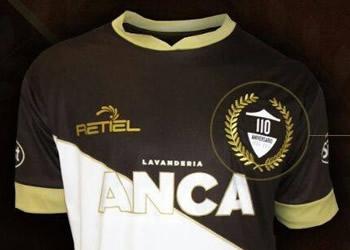 Camiseta especial de Platense | Foto Retiel