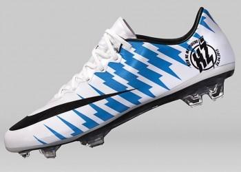 Nuevos botines de Eden Hazard | Foto Nike