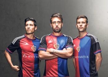 Nueva camiseta del Basel | Foto Adidas