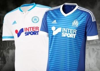 Nuevas camiseta del Marsella | Foto Web Oficial