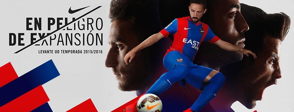 Nueva camiseta del Levante | Foto Web Oficial