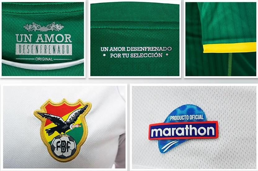 Detalles en las casacas | Foto Marathon Sports