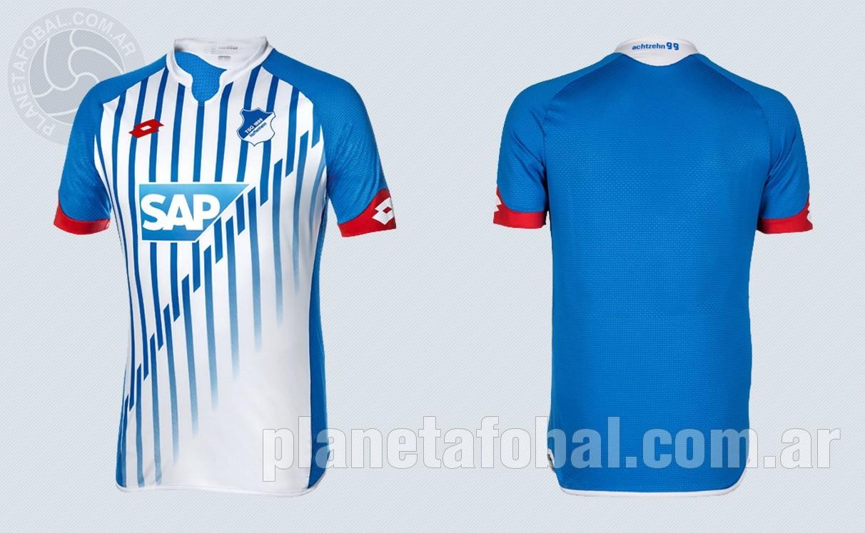 Camiseta titular Lotto de Hoffenheim | Imagenes Tienda Oficial