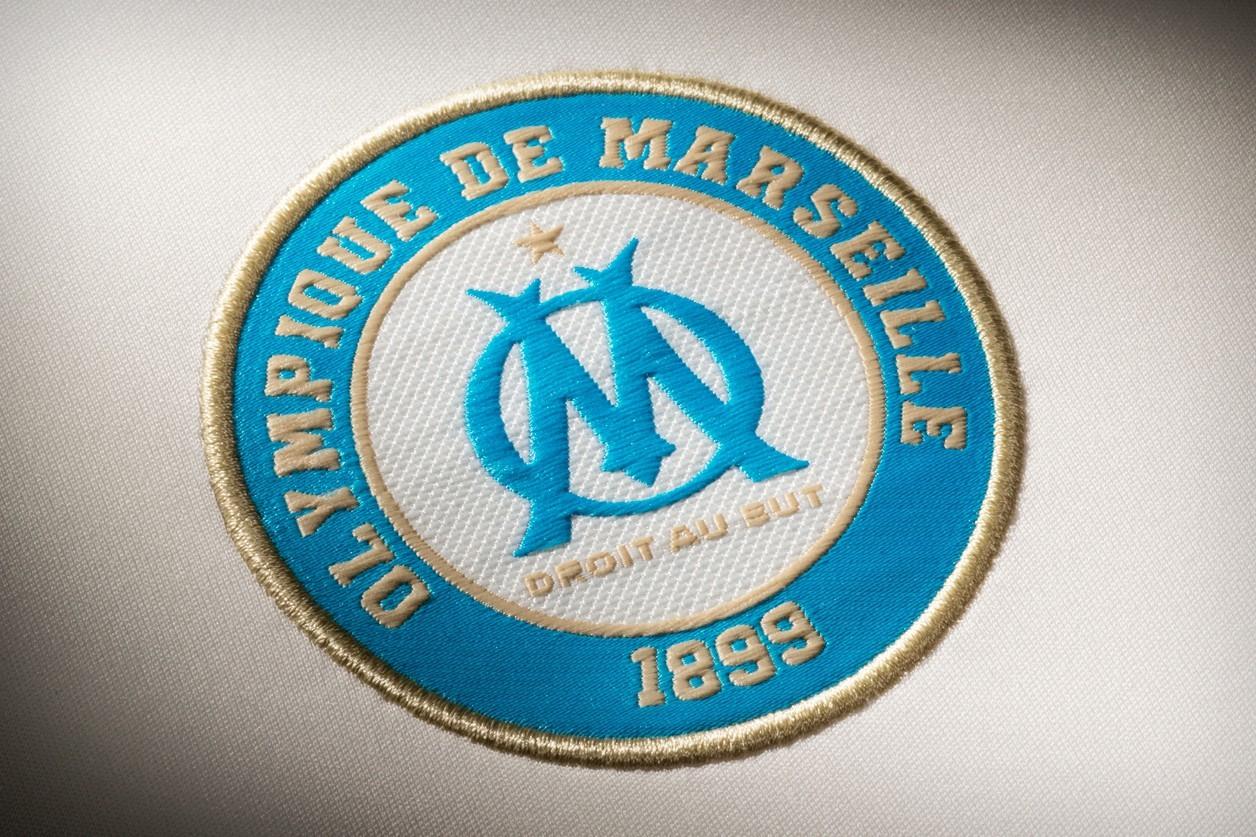 Nuevo escudo del Marsella | Foto Web Oficial