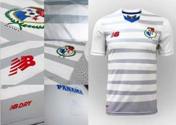 Camiseta suplente de Panamá | Foto New Balance