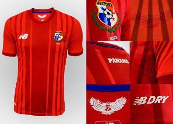 Camiseta titular de Panamá | Foto New Balance