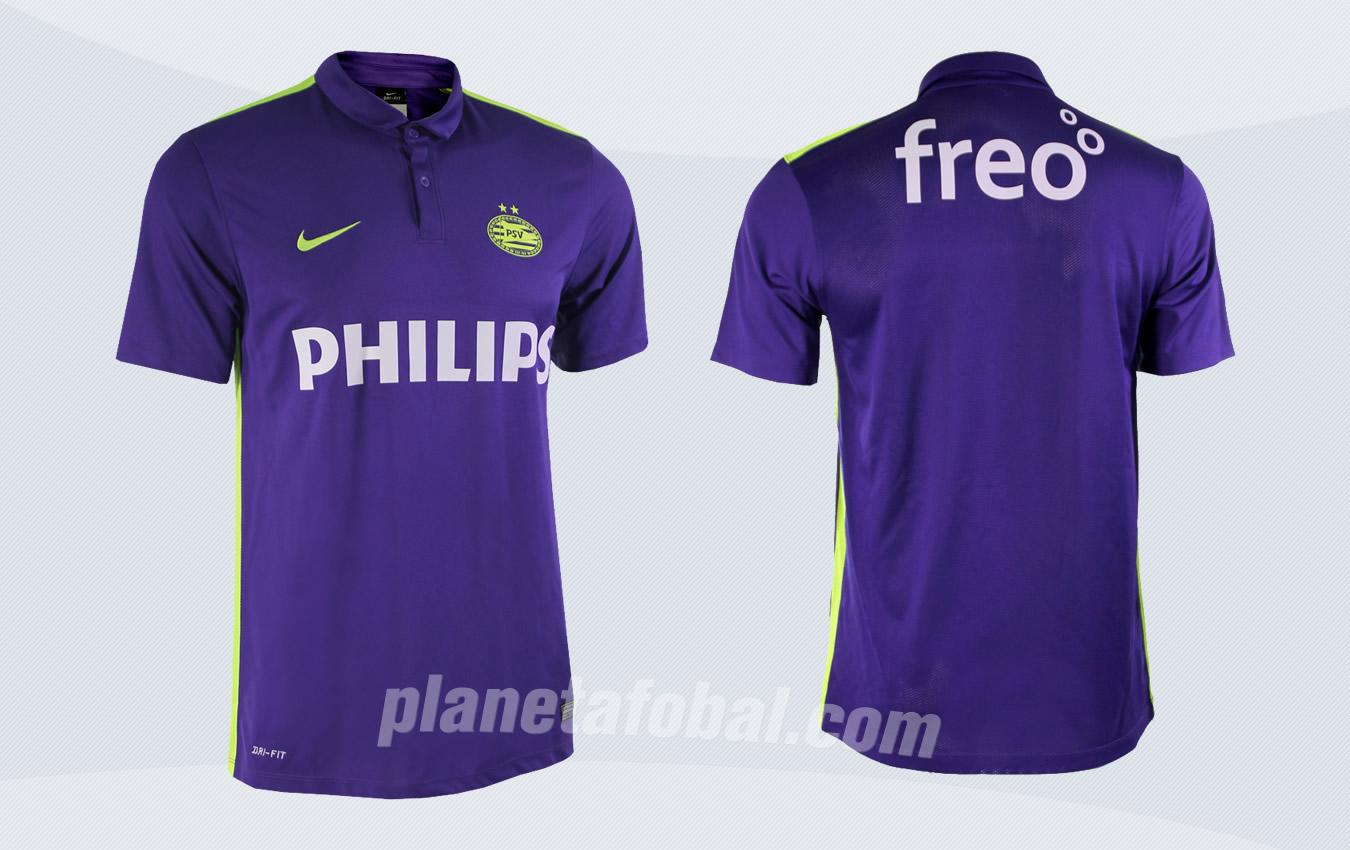 Casaca despedida Nike del PSV | Imágenes Web Oficial