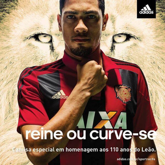 Nueva camiseta del Sport Recife | Foto Adidas