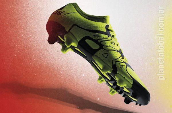 Los nuevos X15   Foto Adidas
