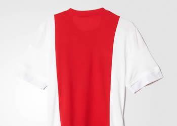 Camiseta titular del Ajax | Imagen Adidas