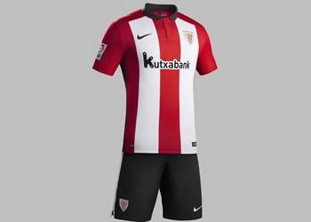 Camiseta titular del Bilbao | Foto Nike