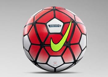 Balón Nike Ordem 3 para la Premier League de Inglaterra 2015/2016 | Foto Nike