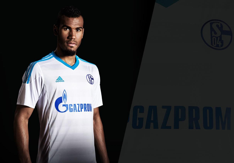 Casaca suplente del Schalke | Foto Web Oficial