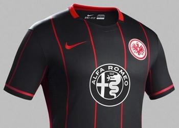 Camisetas del Eintracht Frankfurt para 2015/2016 | Imagenes Nike