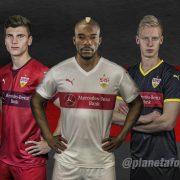 Stuttgart presentó las nuevas camisetas Puma para 2015/2016 | Foto web oficial
