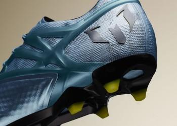 Al detalle los nuevos botines MESSI15   Foto Adidas