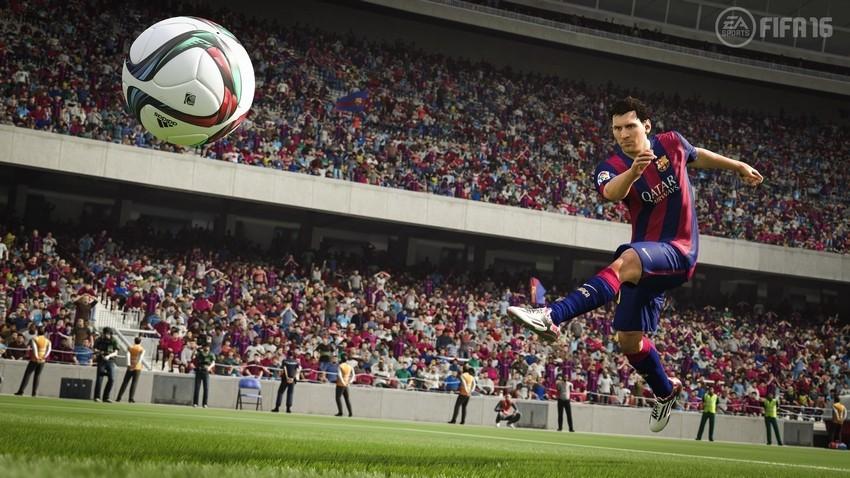 Messi será la portada nuevamente | Foto EA Sports
