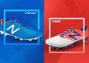 Visaro y Furón: Los nuevos botines de New Balance