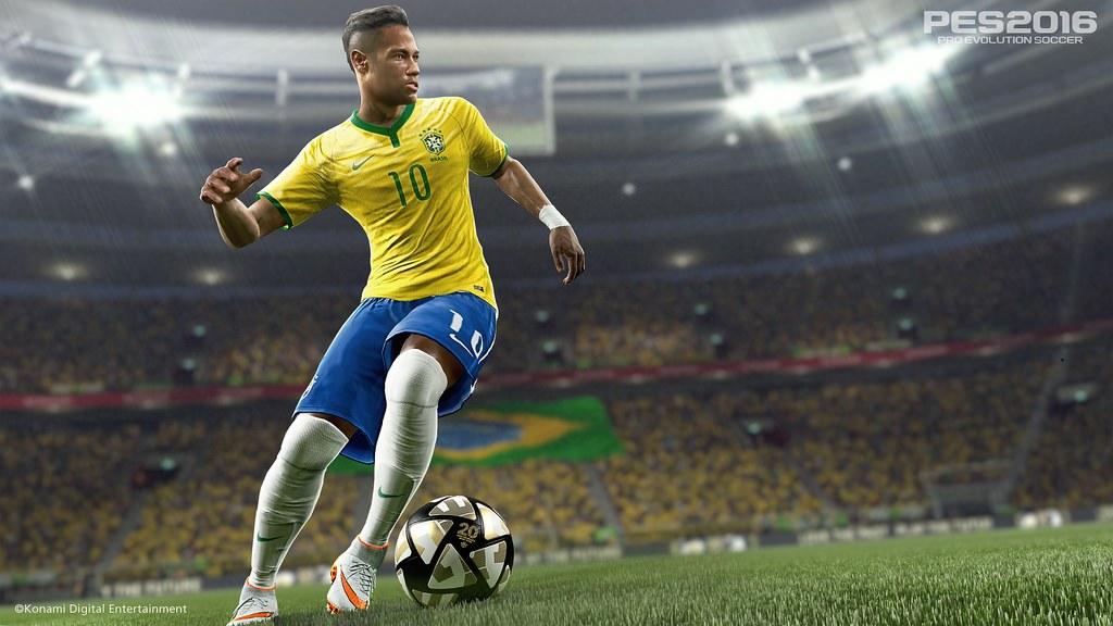 Neymar es la nueva cara del juego | Imagen Konami