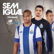 Nueva camiseta del Porto | Foto Web Oficial