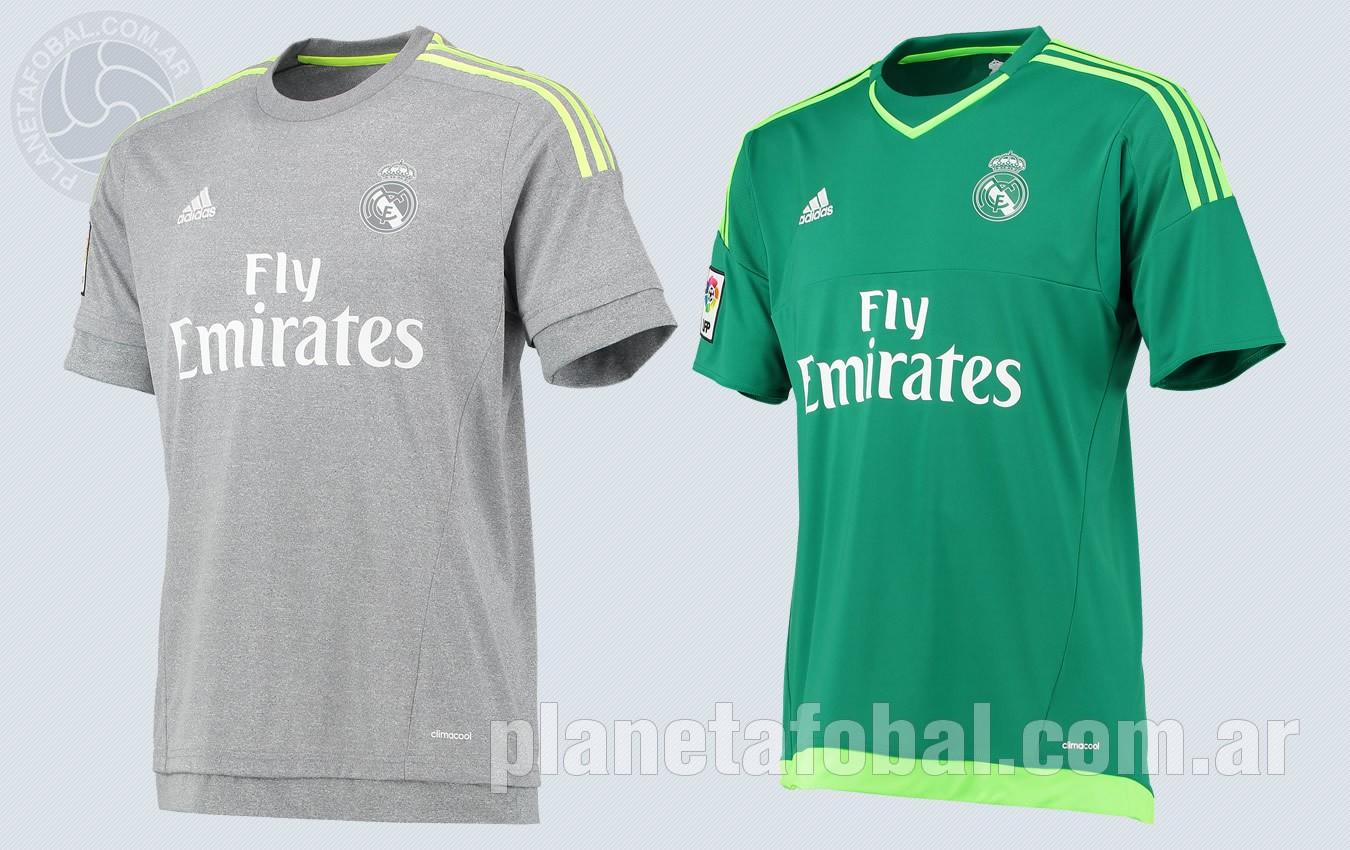 Camiseta suplente y segunda camiseta de arquero | Imagenes tienda oficial