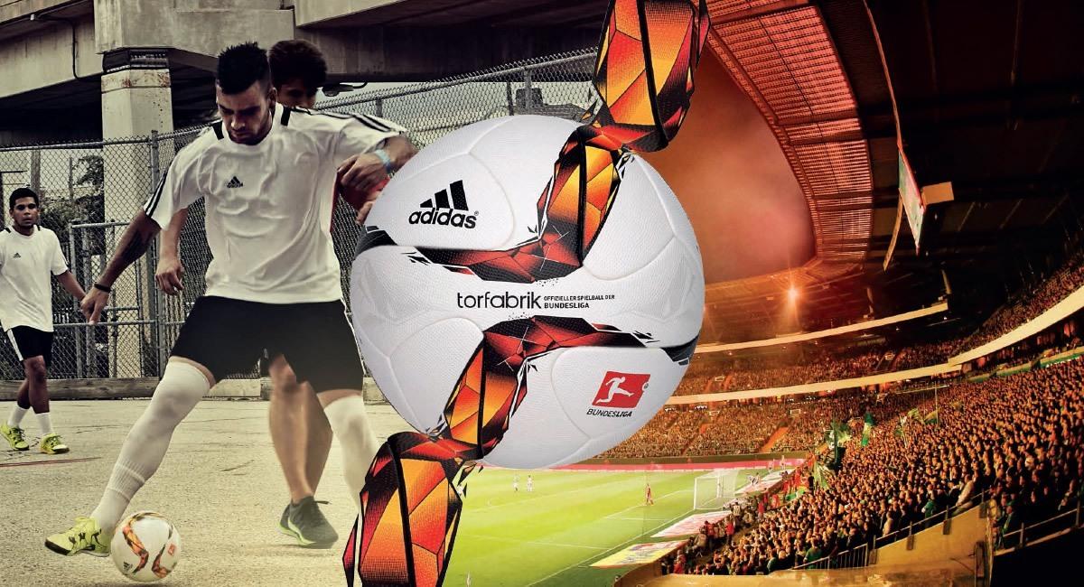 Nuevo balón Torfabrik | Foto Adidas