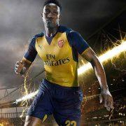 Nueva casaca del Arsenal | Foto Puma