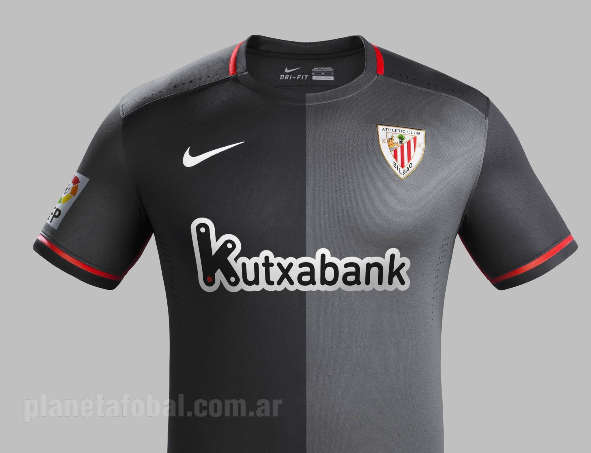 Nike Camiseta Suplente Del Athletic Club 201516 m8vNn0w