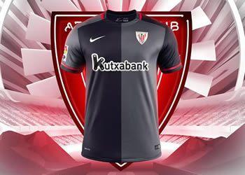 Casaca suplente del Athletic Club | Foto Nike