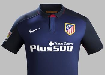 Camiseta suplente del Atlético de Madrid | Foto Nike